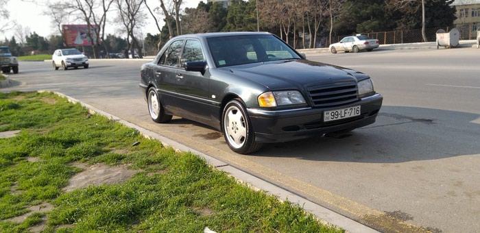 Mercedes-Benz C 280 1998. Photo 3