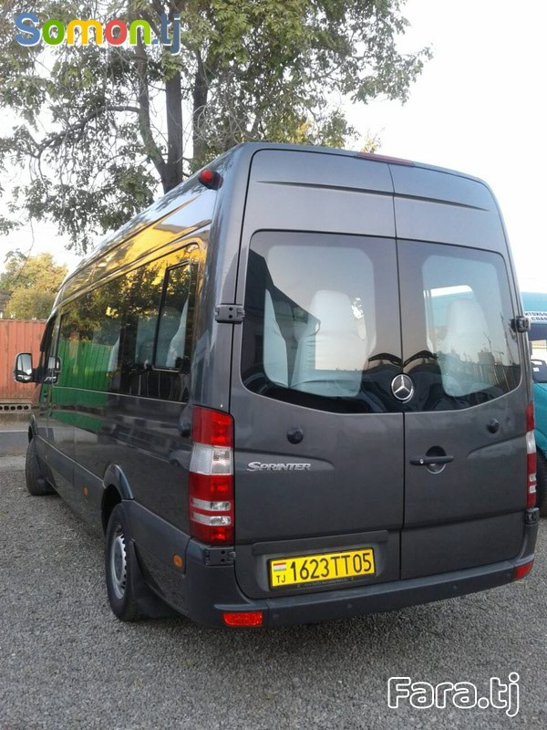 Mercedes-Benz Sprinter 2013. Photo 2