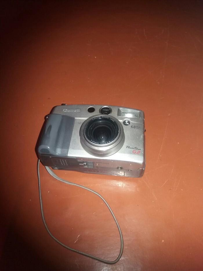 Фотоапарат g2 canon. Зарядное устройство, флешка. Рабочее состояние.. Photo 2