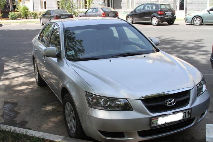 Hyundai Sonata 2007 в Душанбе