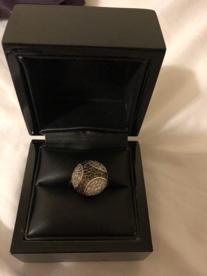 Όμορφο ασημένιο δαχτυλίδι 925 προς πώληση !!. Photo 8