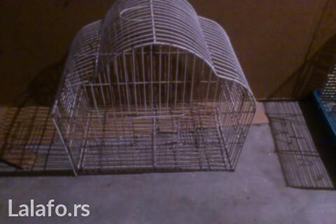 Kavez veci,nema plastiku dole zato je cena snižena - Cuprija