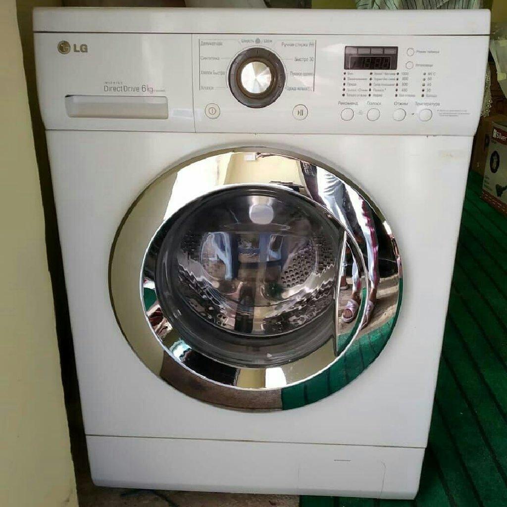 Washing Machine LG 6 kq