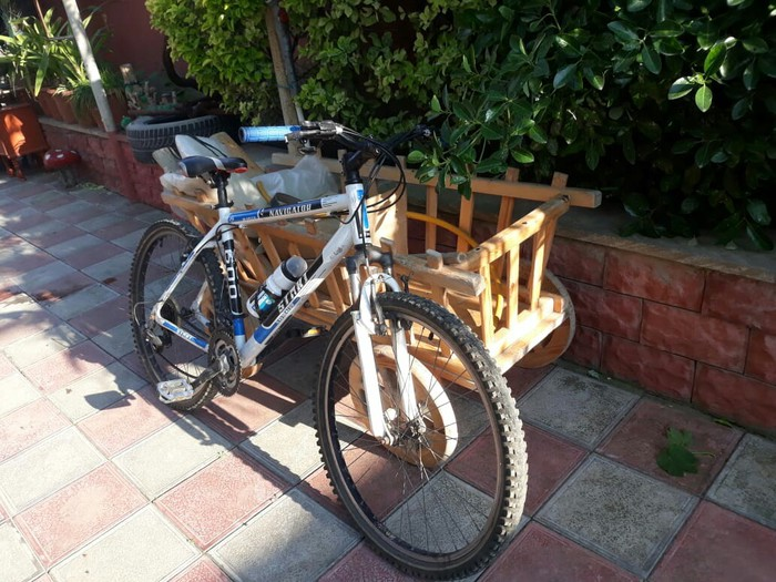 Sportivni velosipet ela veziyyetde tecili satilir qiymeti 260 man tel . Photo 0