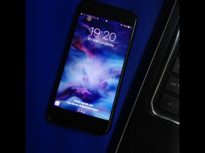 Bakı şəhərində Iphone 7 black mat satilir (yaddash 256gb) ideal veziyyetdedi! Ciziq h