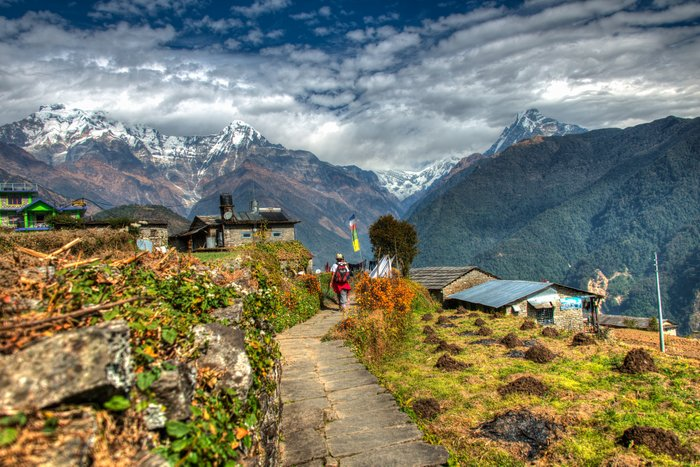 Open Trail Treks is a leading trekking and tour operator in Nepal. The in Kathmandu