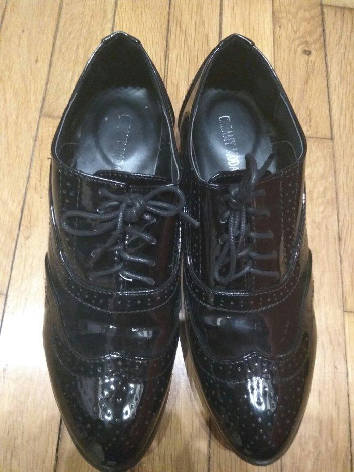 oxford λουστρινι παπούτσια, νούμερο 40 σε Χίος