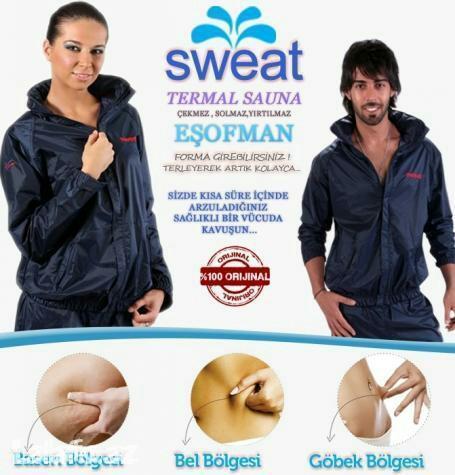 Bakı şəhərində Sweat eşofman - termal sauna  Bedende artiq cekileri butovlukle eridir