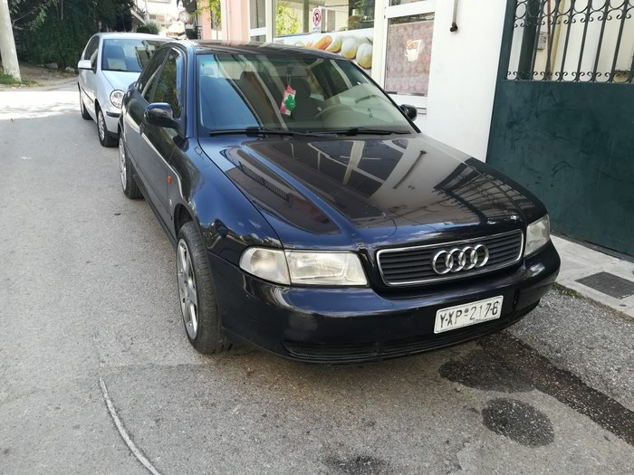 Audi A4 1996. Photo 5