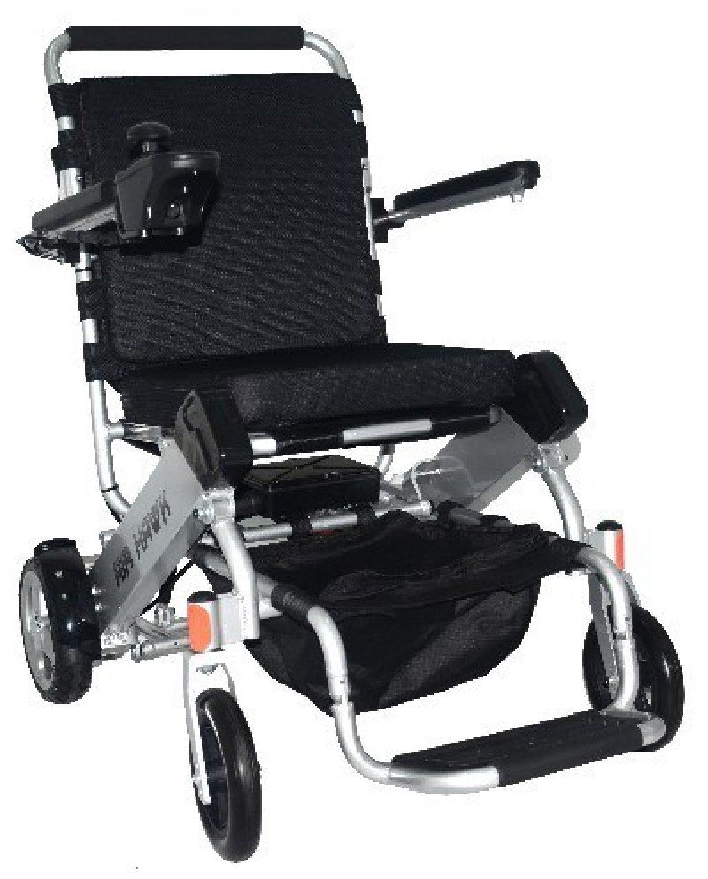 Air Hawk Foldable Power Wheelchair