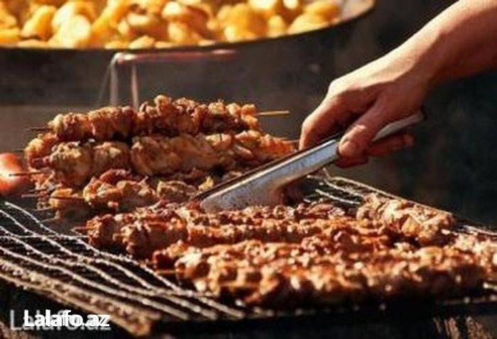 Kababci teleb olunur...Genclikde yerlesen ailevi restorana kababci в Баку