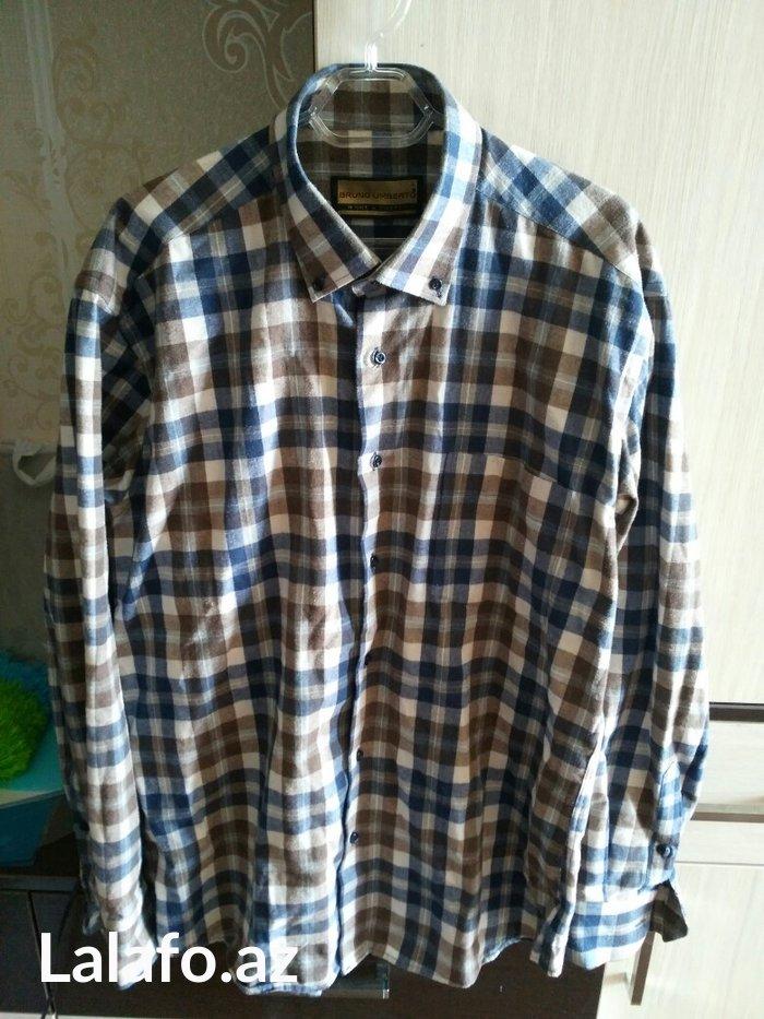 Bakı şəhərində продаётся рубашка почти не одевалась как новая. Koynek satilir