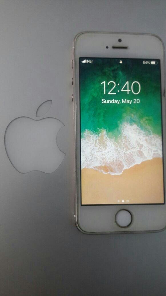 Bakı şəhərində Teze kimi hec problemsiz Iphone5s 16 GB.