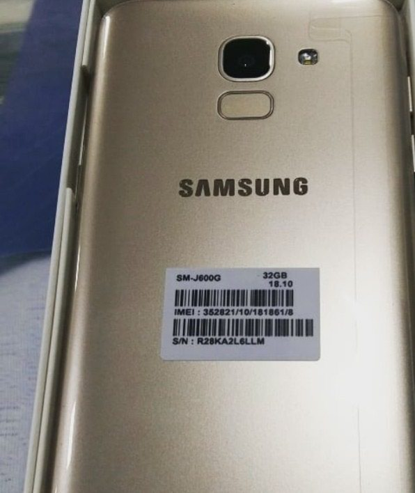 Новый Samsung Galaxy J6 2018 32 ГБ . Photo 1