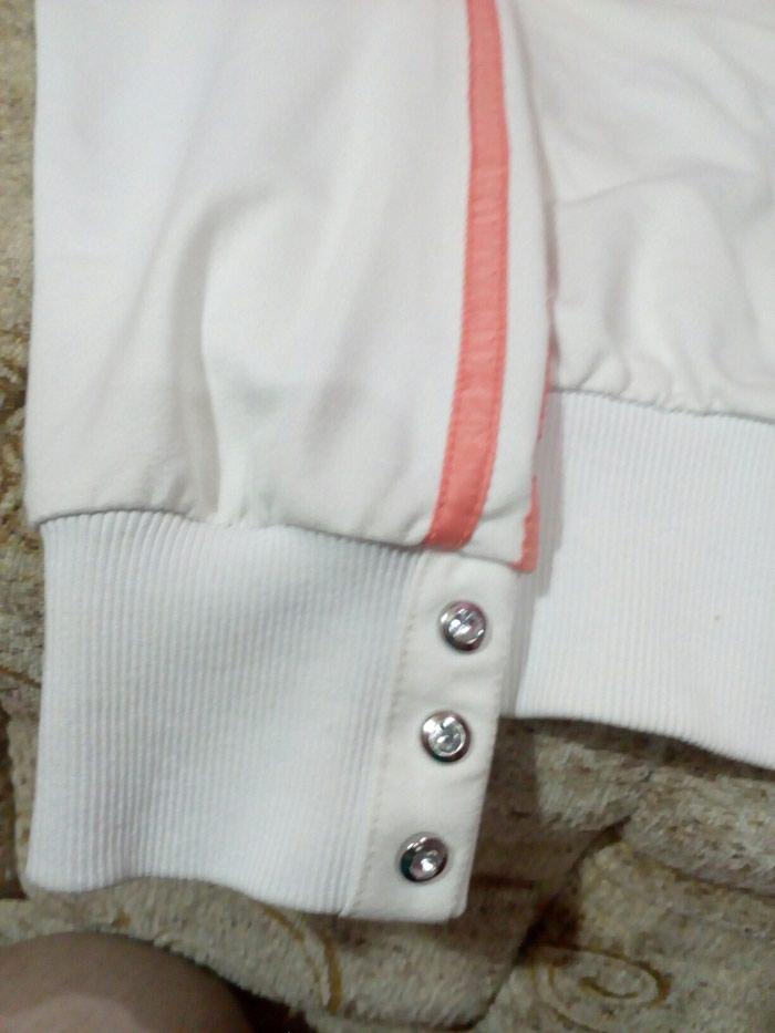 Ženska gornja trenerka-duks, velicina S, kao nova, kvalitetna, sadrzi pamuk i elastin
