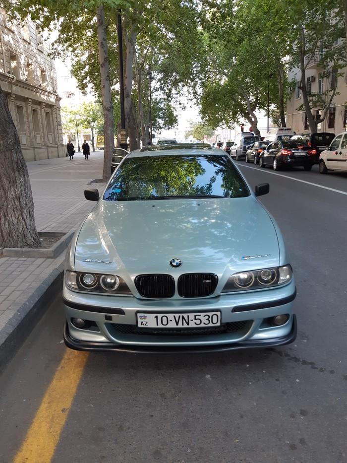 BMW 523 1996. Photo 0