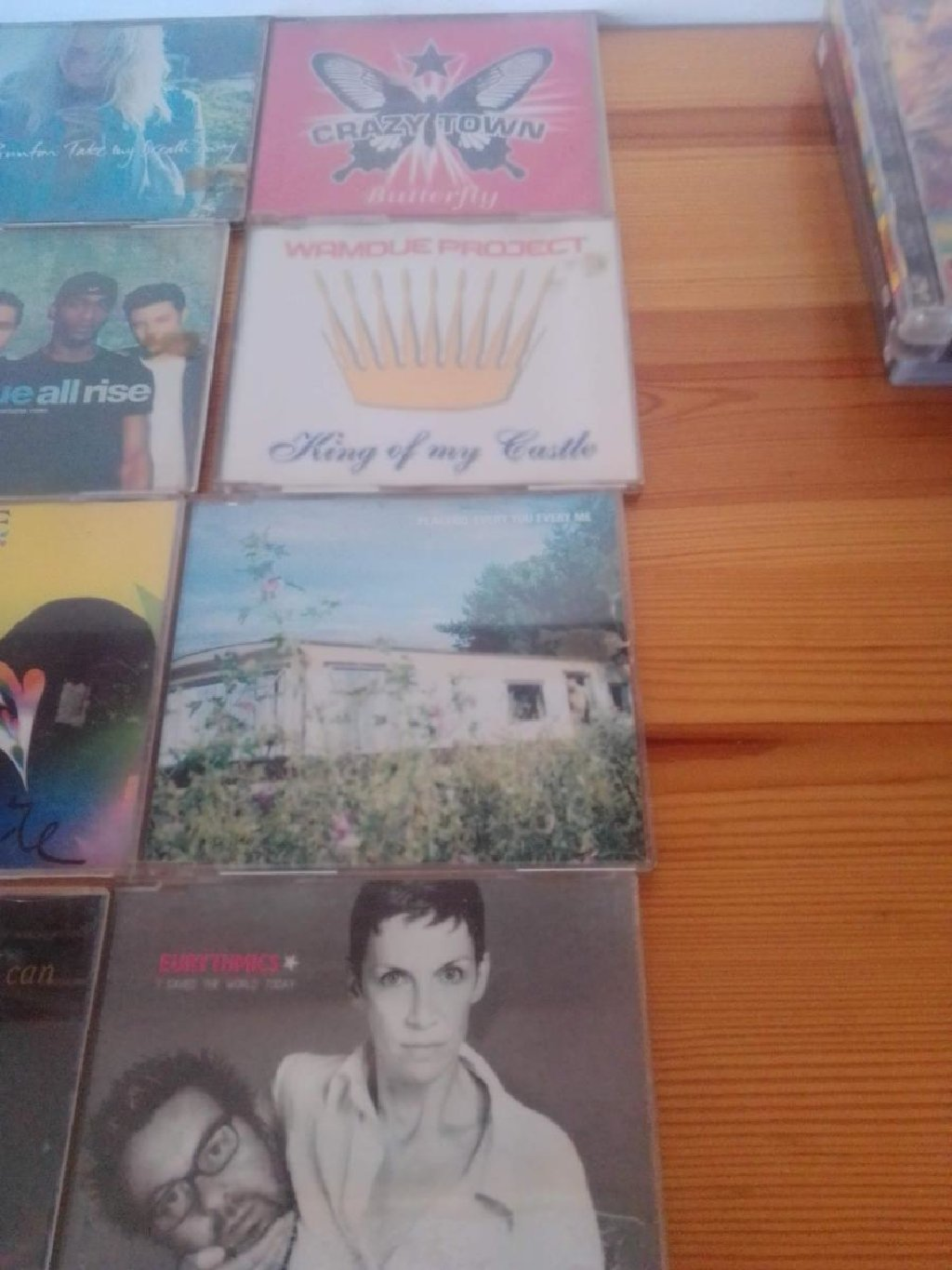 Various CDs offers accepted