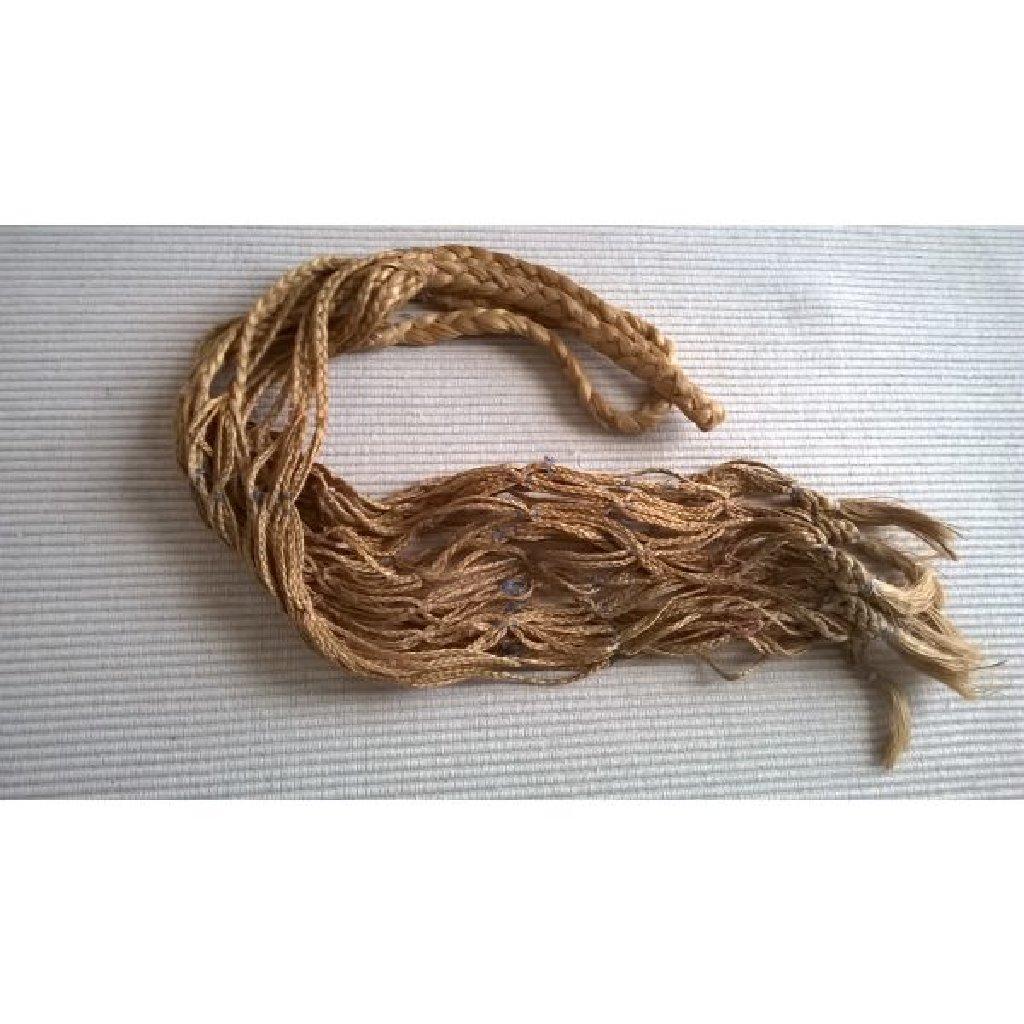 Τσάντα δίχτυ από σχοινί - Αχρησιμοποίητη - Μάκρος 90 εκατ