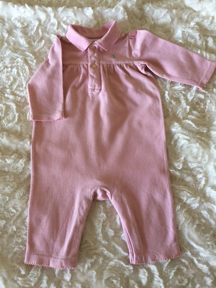 Ralph Lauren babygrow. 3-6 months. Excellent condition. . Photo 0
