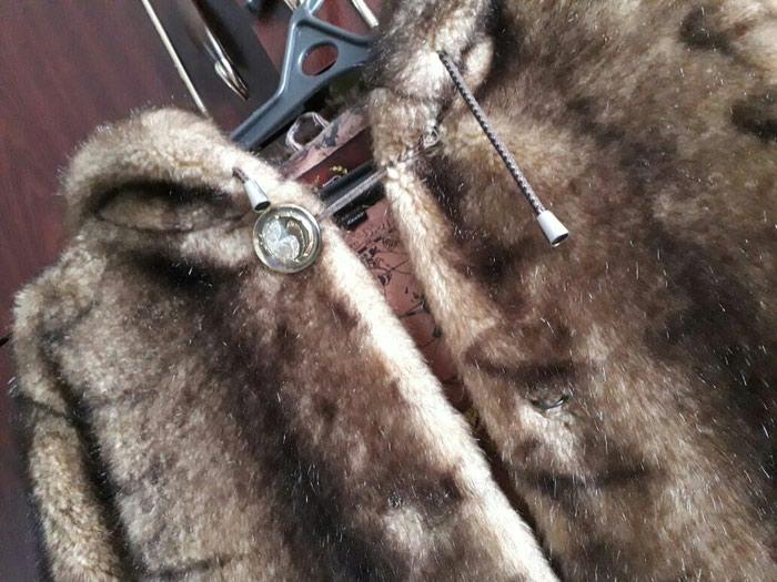 Qız üçün palto satılır. . Photo 0