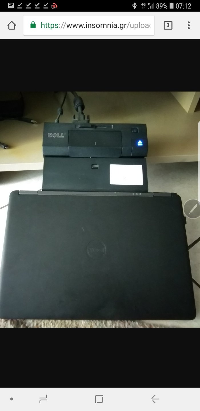 Dell laltitude 7250 business Πωλείται ultrabook 14' με intel. Photo 0