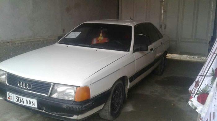 Audi 100 1988. Photo 0