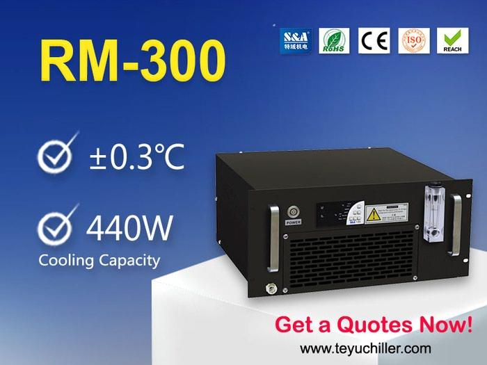 Portable Water Chiller Unit for UV Laser Marking Machine in Amargadhi
