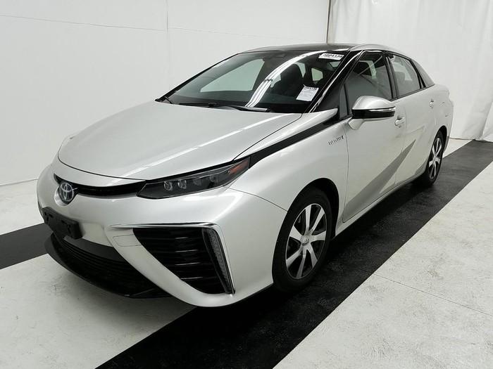 Toyota 2018. Photo 0