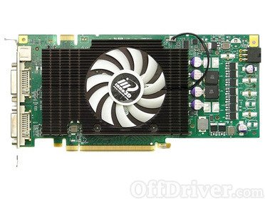 Inno3d geforce 9600 gso. тип видеокарты - офисная/игровая nvidia в Bakı