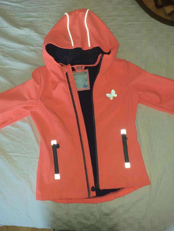 Prolecna jakna za devojcice br. 122. Kao nova