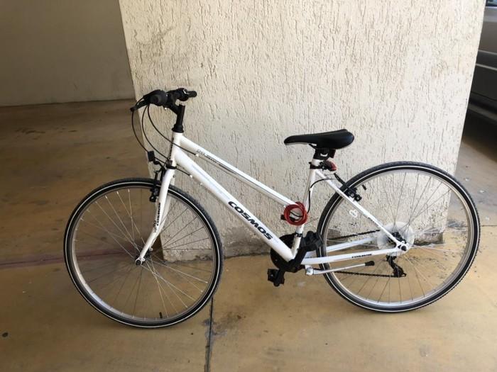 Ποδήλατο cosmos άριστο σαν καινούργιο. Photo 1