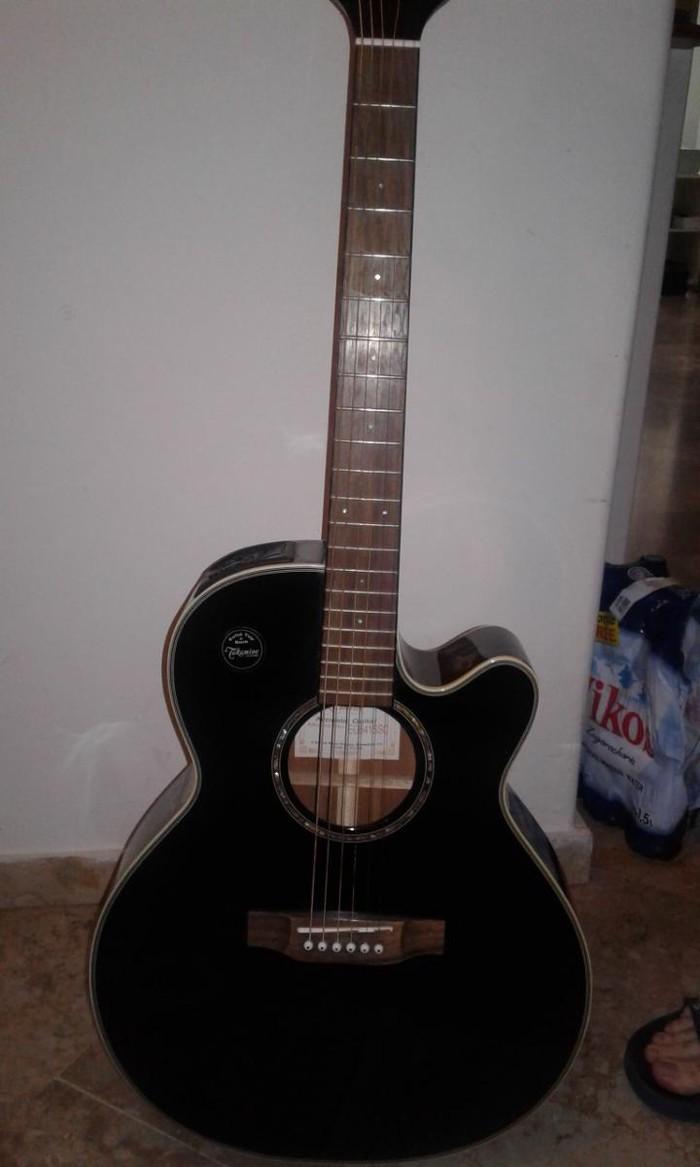 Ακουστική κιθάρα, μάρκα Takamine, G- Series, μοντέλο EG541SSC, προέλευση Κορέα