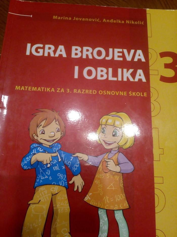 Matematika za 3. razred osnovne skole, latinica
