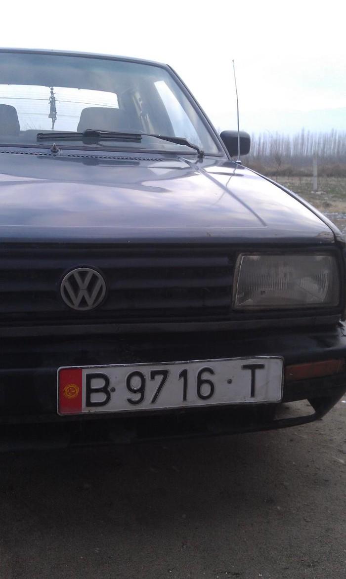 Volkswagen 1989. Photo 0