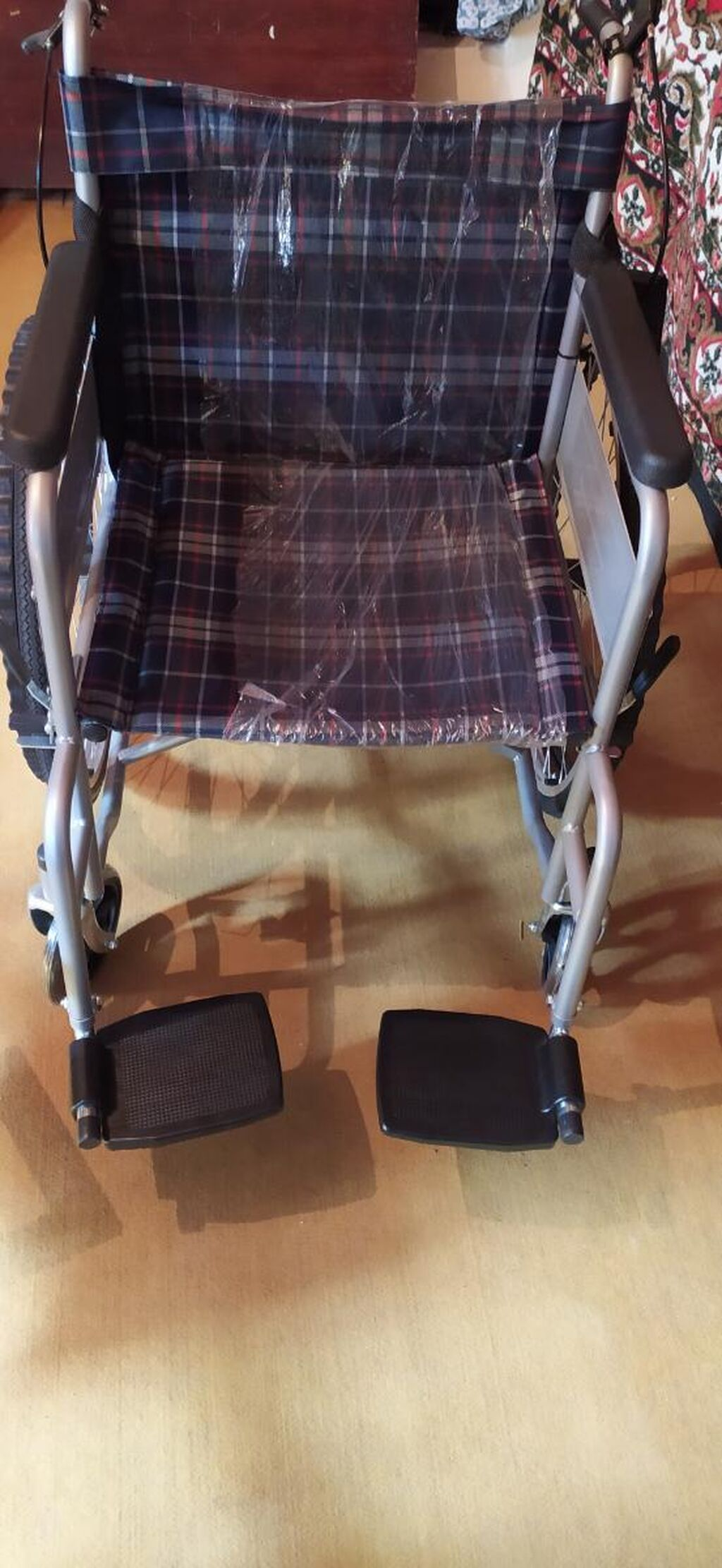 Новая инвалидная коляска для взрослых цена договорная ОШ