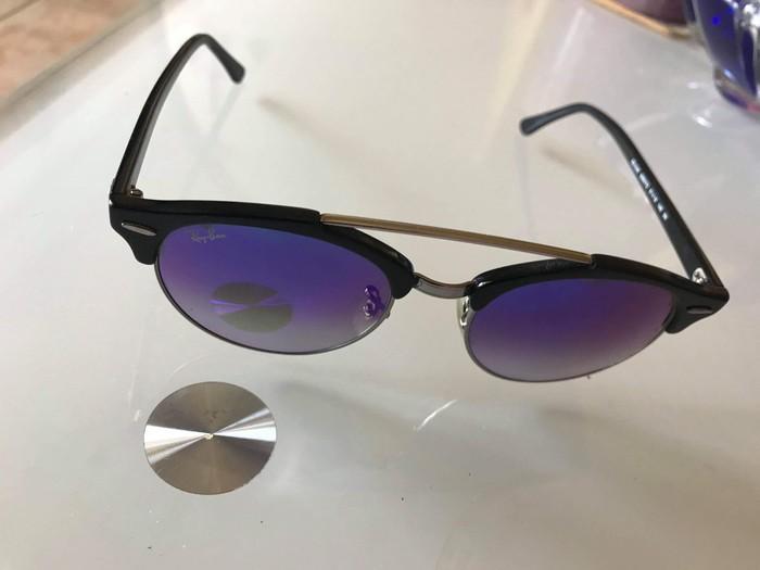 Ray ban γυαλί ηλίου σε άριστη κατάσταση , Αγορασμένο 180€. Photo 2