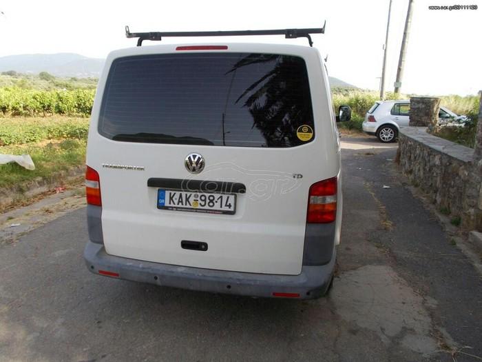 Volkswagen Transporter 2009. Photo 4