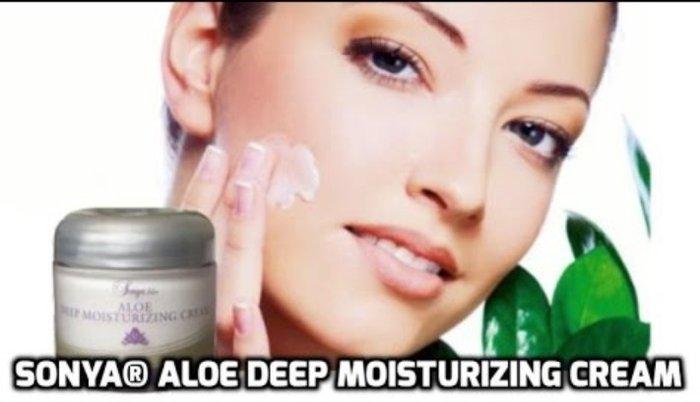 Aloe deep moisturizing cream . Photo 2