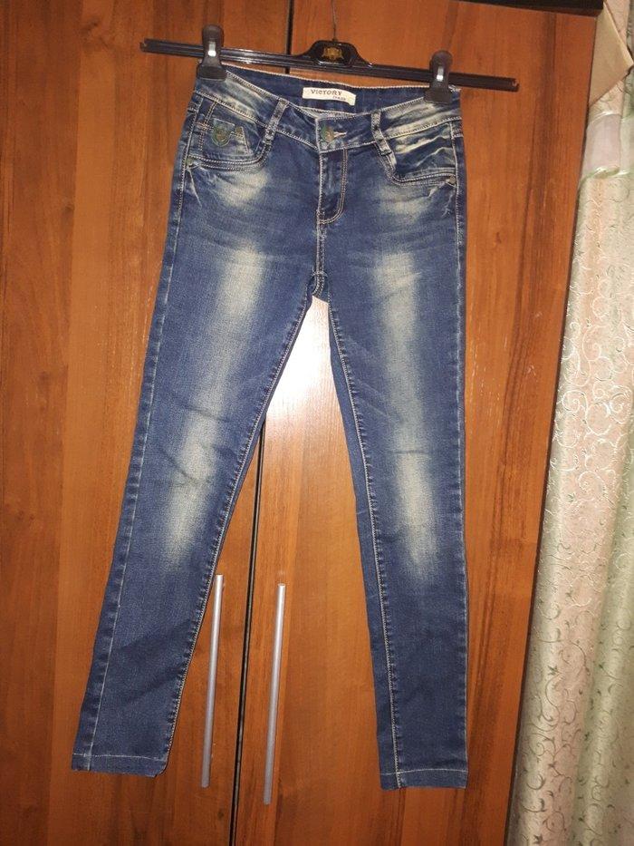 Новые джинсы.Размер-25 за 400 KGS в Ош  Женские джинсы на lalafo.kg 88c66efb8ca15