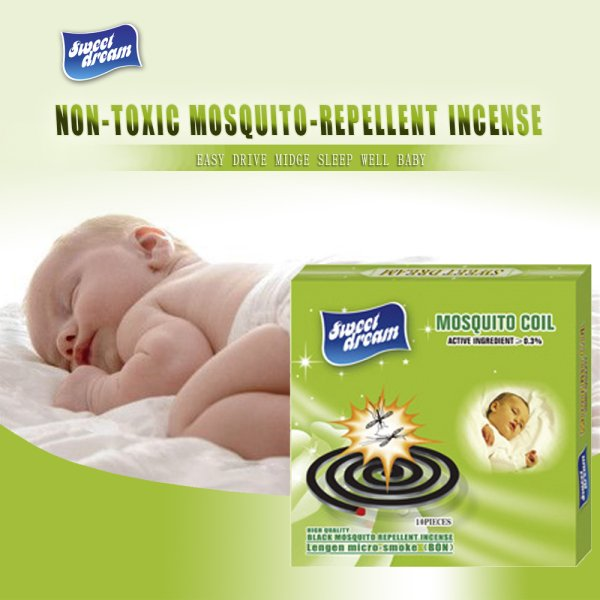 Sweet dream brand Mosquito coil is long time and powerful effect of σε Αθήνα