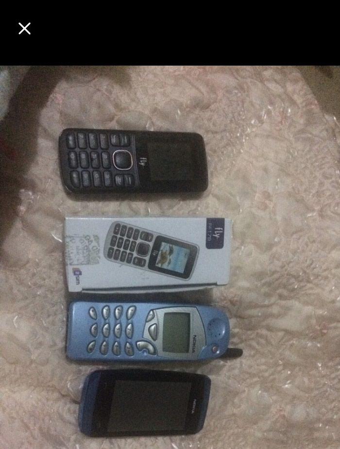 Все рабочи 4 телефоны за все или обмен в Бишкек