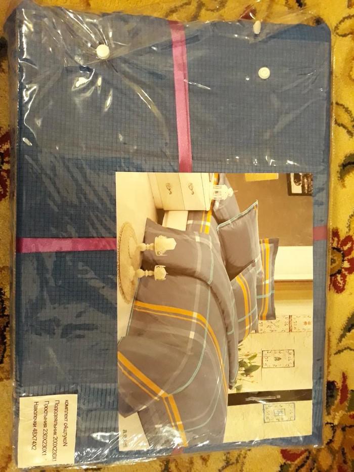 Постельное белье двухспальное Бамбук. Photo 1