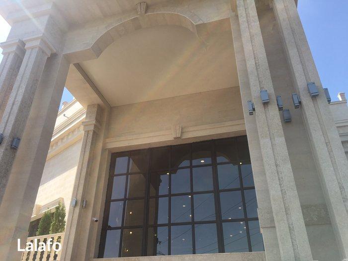 Наша компания занимается фасадными в Бишкек
