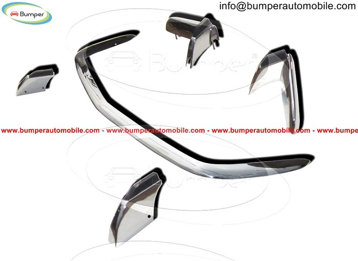 Opel GT year (1968–1973) bumper stainless steel in Bhadrapur
