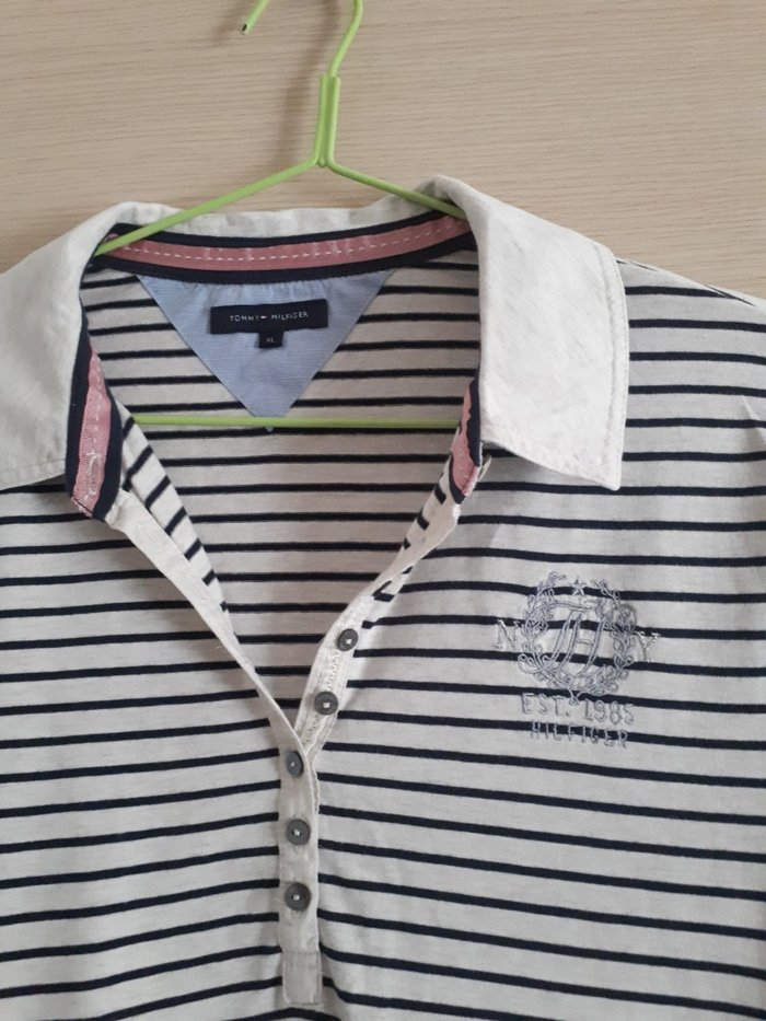 Μπλουζα tommy hilfiger γυναικεια XL. 👉. Photo 3