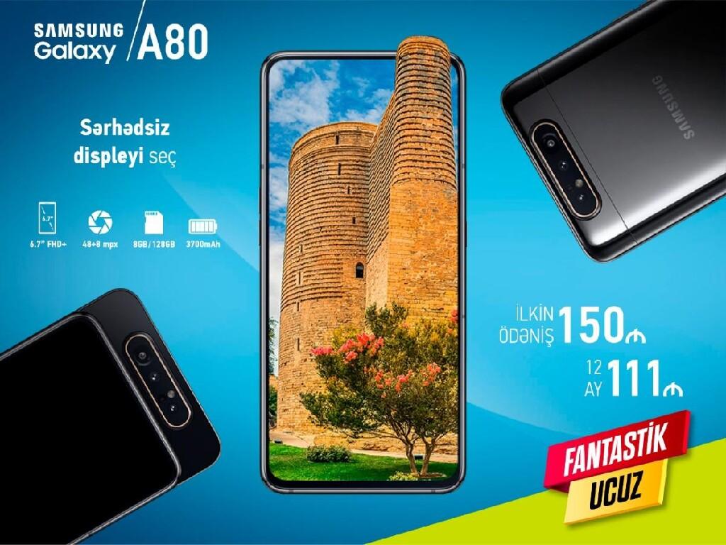 Yeni Samsung A80