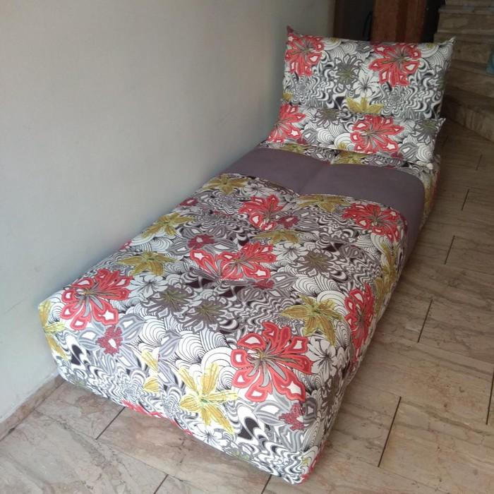 Μοντέρνο ανάκλιντρο - κρεβάτι, με μηχανισμό ανάκλησης στο μαξιλάρι