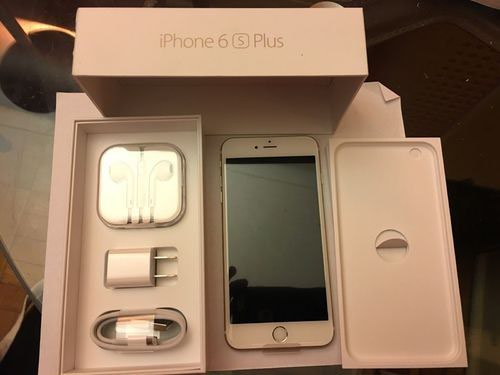 A BRAND NEW APPLE IPHONE6S 128GB. Photo 0