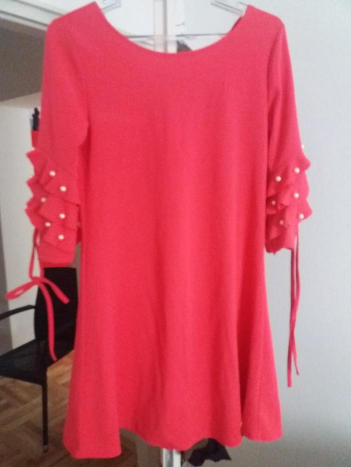 Nova pink haljina L velicina