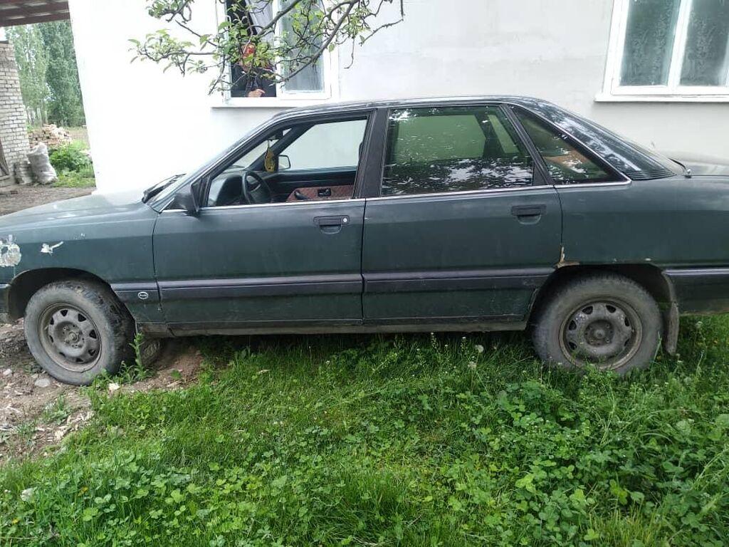 Audi 100 2 л. | 2 км